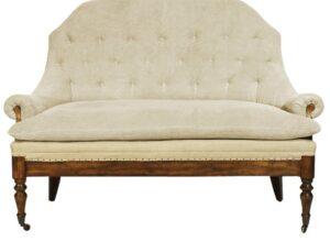 "описание Диван ""Kemper Deconstructed sofa"""
