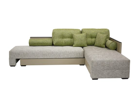 Классический модульный диван для гостиной комнаты