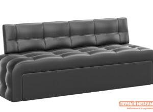 описание Кухонный диван Мебелико Кухонный диван Люксор эко-кожа Экокожа черная