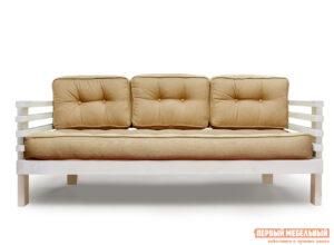 описание Прямой диван АНД Стоун сосна беленый дуб Бежевый