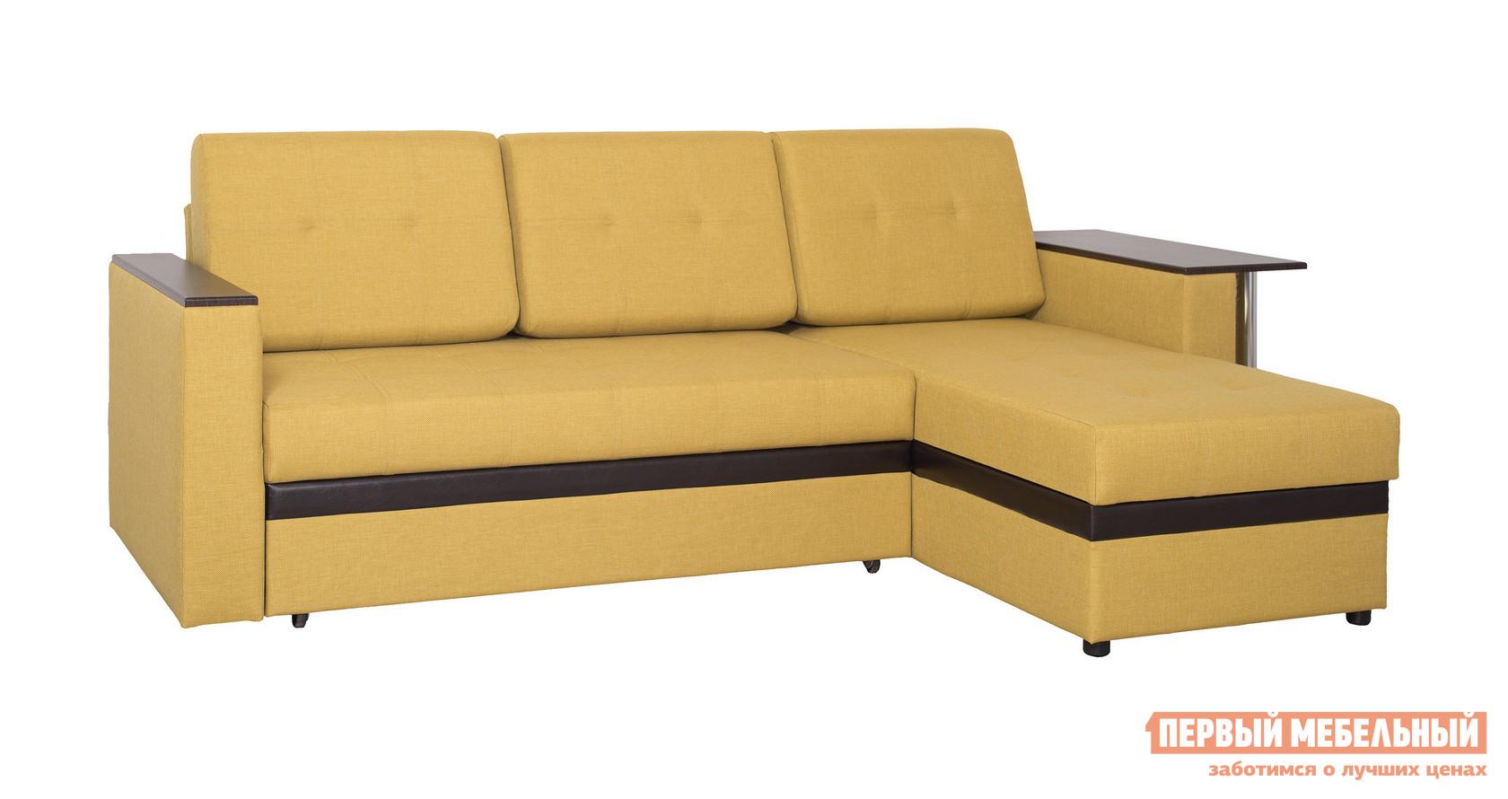 описание Угловой диван ПМ: Пиррогрупп Атланта угловой Оливковый