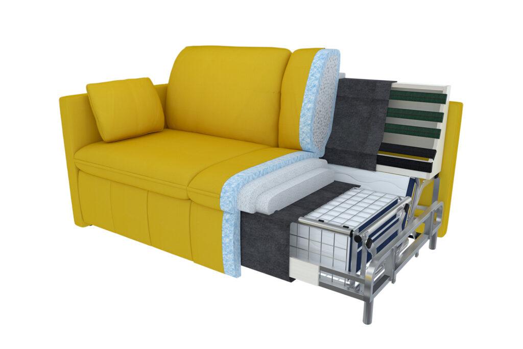 описание Диван-кровать Бари
