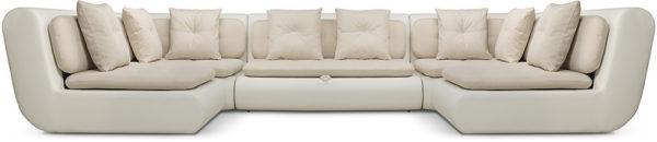 секционный модульный диван примеры его